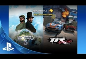 PS Plus May 2016: Tropico 5, Switch Galaxy Ultra and More