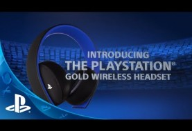 PS4 1.60 System Update Coming Late Tonight, Gold Wireless Headset Official