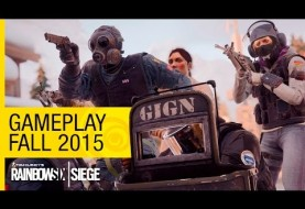 Rainbow Six Siege Shows Off Gameplay in New Trailer