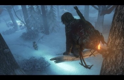 Rise of the Tomb Raider Heading to PC, PS4 in 2016