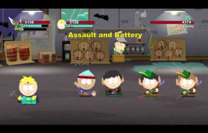 South Park: The Stick of Truth Delayed... Again
