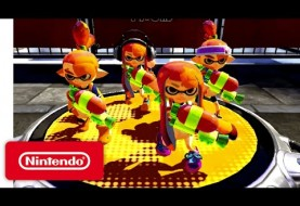 Splatoon is an Ink-Filled Action Shooter for Wii U