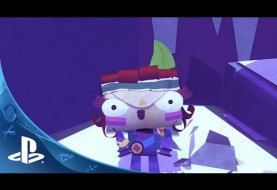 Tearaway Heading to the PlayStation 4