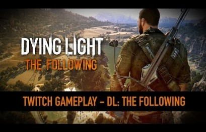 Techland Shows Off 15 Minutes of 'The Following' Gameplay