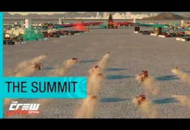 The Crew Wild Run Kicks Off 'The Summit' Competition