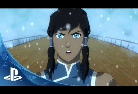 The Legend of Korra Previewed in New Video