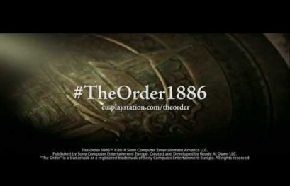 The Order 1886 Gets a New Trailer