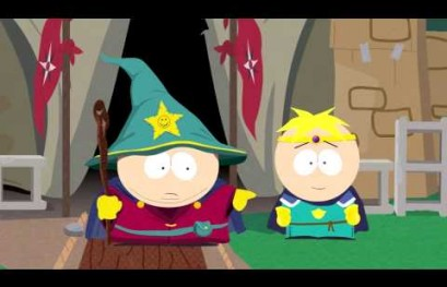 Watch the First 13 Minutes of South Park: The Stick of Truth