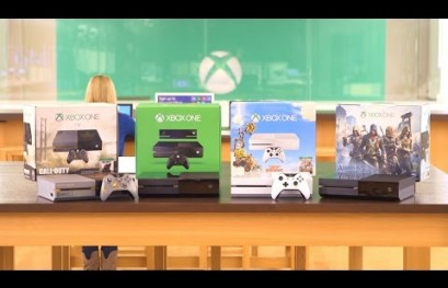 Xbox One Drops to $349 for Holiday Season, Includes Bundles