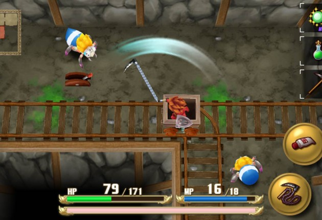 Adventures of Mana Now Available on PlayStation Vita.