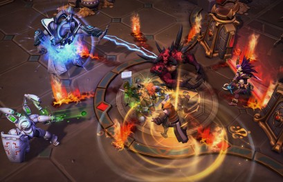 Heroes of the Storm: Revamped Ranking System