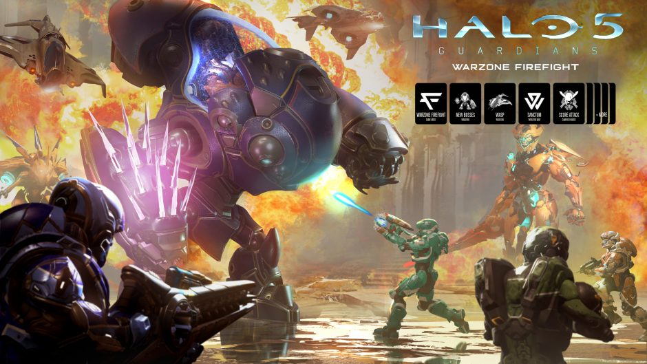 Play Halo 5 Free from June 29 to July 5