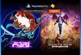 PS Plus July 2016: Furi, Fat Princess and More