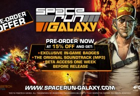 Space Run Galaxy Arrives June 17, Pre-Orders Now Available