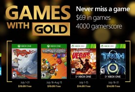 The Banner Saga 2 Headlines Games with Gold July 2016
