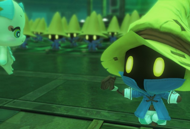 World of Final Fantasy heads to the PlayStation 4 and PlayStation Vita on October 25, 2016.