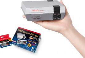 Nintendo is Releasing a Mini NES Classic Edition for $59.99