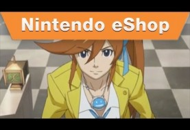 Phoenix Wright: Ace Attorney - Dual Destinies Opening Cinematic