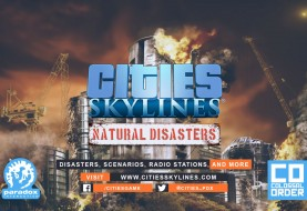 Cities: Skylines Adding Natural Disasters Expansion