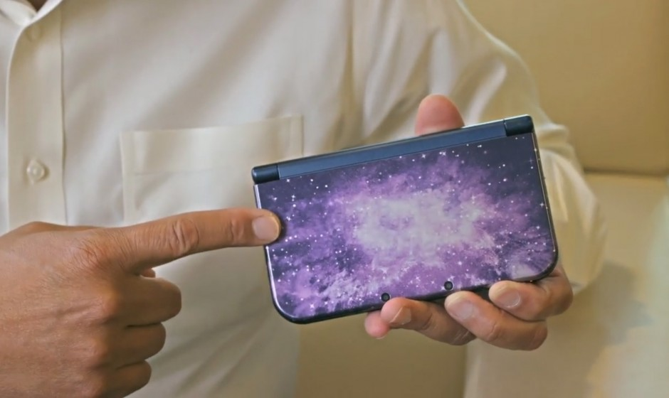 Galaxy Style New Nintendo 3DS XL Heads to Stores this Week