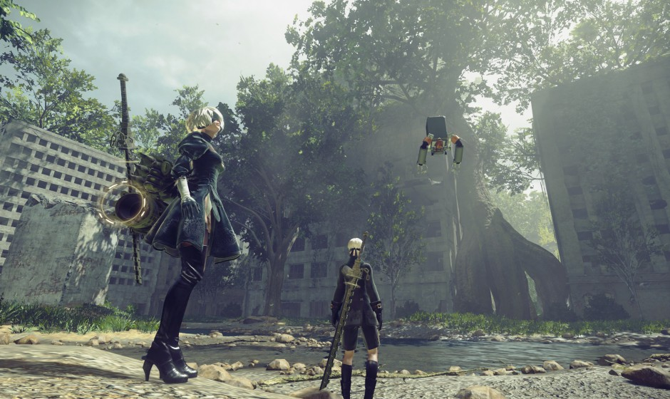 NieR: Automata Heading to PC Early Next Year