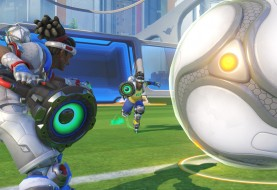 Overwatch Adds its Own Version of Rocket League