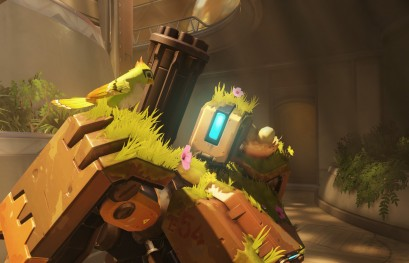 'The Last Bastion' Focuses on Overwatch's Favorite Robot
