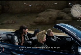 Watch Over 50 Minutes of Final Fantasy XV Gameplay