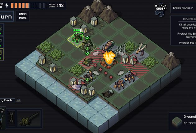 Subset Games' follow-up to Faster Than Light: Into the Breach