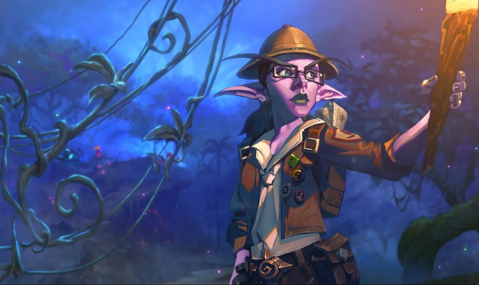 Gallery: Hearthstone's Journey to Un'Goro Cards