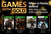 Xbox Games with Gold April 2017 Lineup Announced