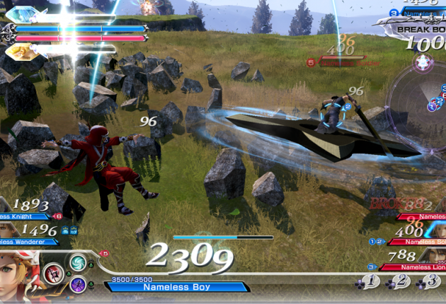 Dissidia Final Fantasy NT Heads to the PlayStation 4 Early 2018