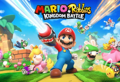 Mario + Rabbids Kingdom Battle Heads to the Switch this August