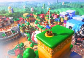 Super Nintendo World Breaks Ground in Japan